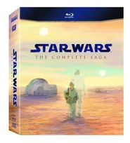 Star Wars: Cała Saga (I-VI)