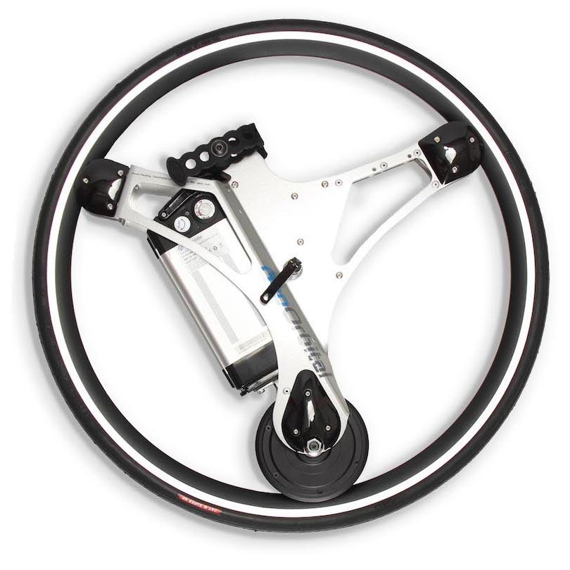 Elektryczne koło ro roweru