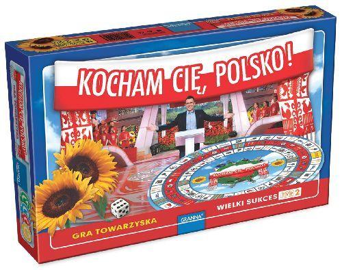 Granna, Kocham Cię, Polsko!, gra towarzyska