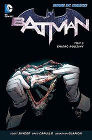 Batman: Śmierć Rodziny