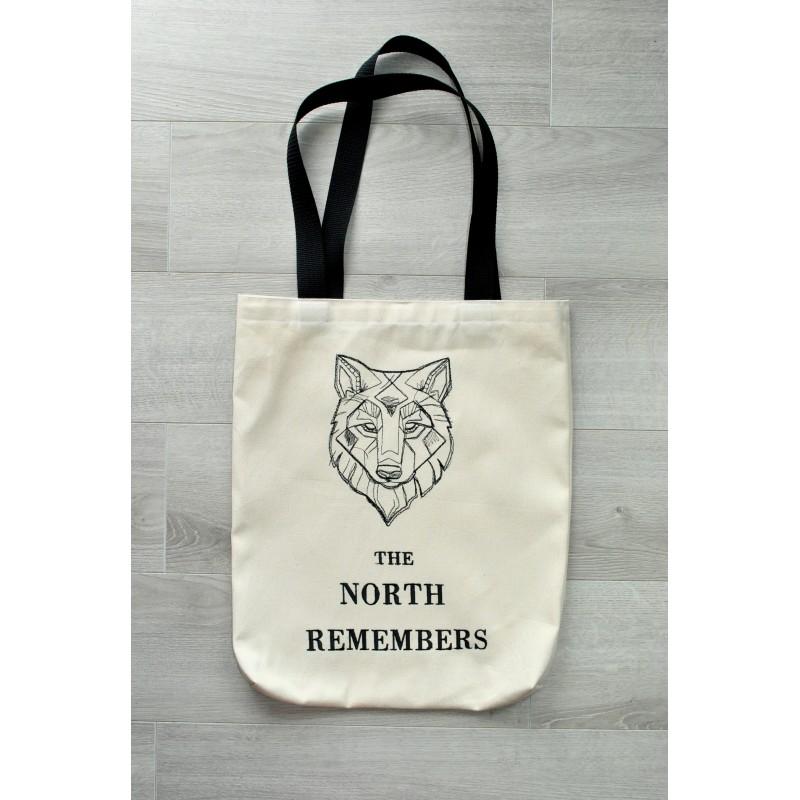 Torba płócienna The North Remembers