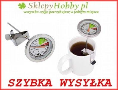 Termometr do herbaty  ziół naparów Yerba Mate