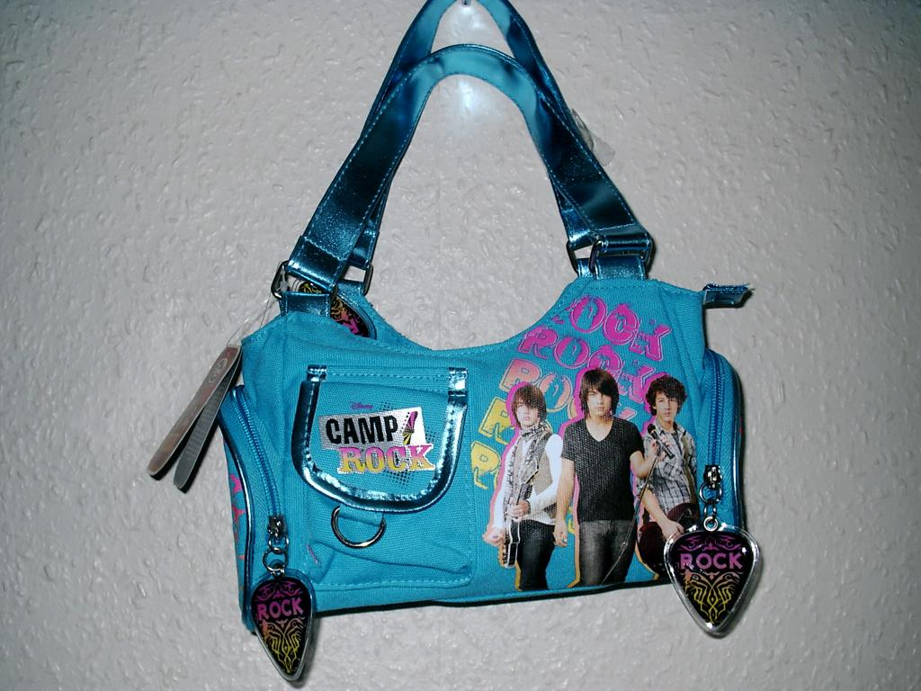 Droga torba do ręki z Camp Rock