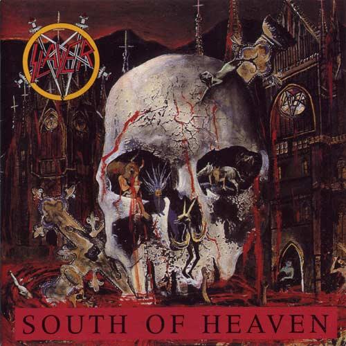 CD Slayer - South Of Heaven