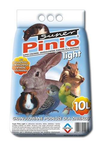 Żwirek dla kota Super Pinio Granulat Light
