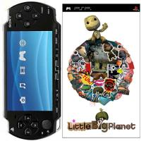 Sony PSP Base 3004 + gra  Little Big Planet