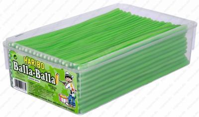 Żelki Kable jabłkowe 150 szt  Haribo Balla-Balla