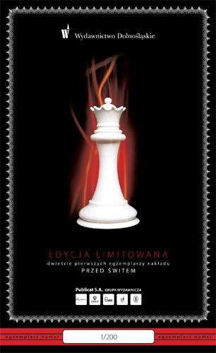 Stephenie Meyer, Przed Świtem, edycja limitowana