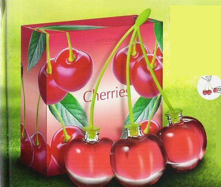 Woda toaletowa Cherries od oriflame