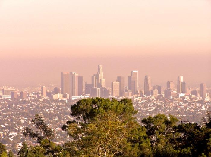 Wyjazd do LA.