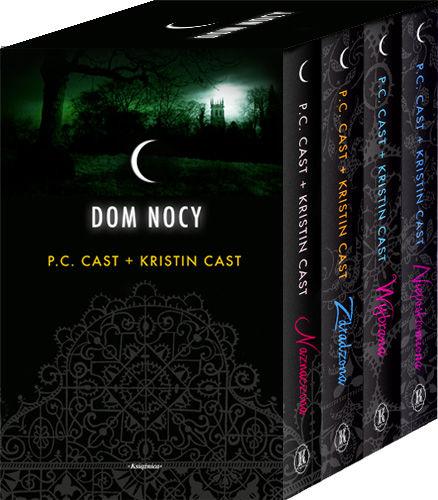 SET Dom Nocy - P.C. Cast, Kristin Cast