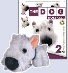 The Dog Kolekcja - nr 2 - West Highland White Terrier