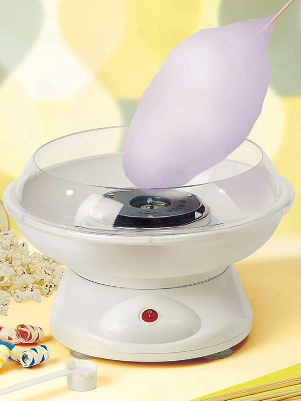 Maszyna do robienia waty cukrowej:)