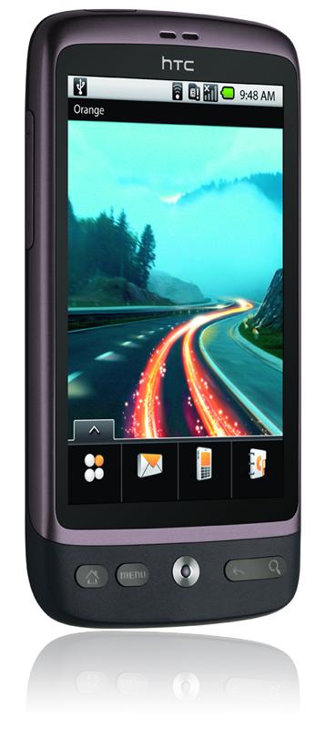 HTC Desire (Czarny)