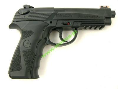 Wiatrówka - Pistolet