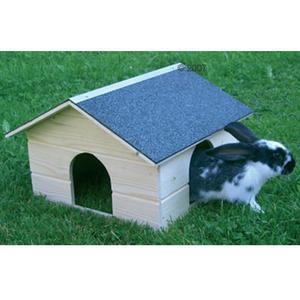 Dworek dla królików