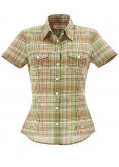 Koszulka w kratę ;)