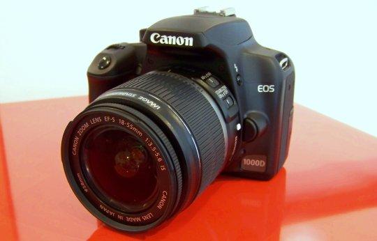 Nikon 1000d