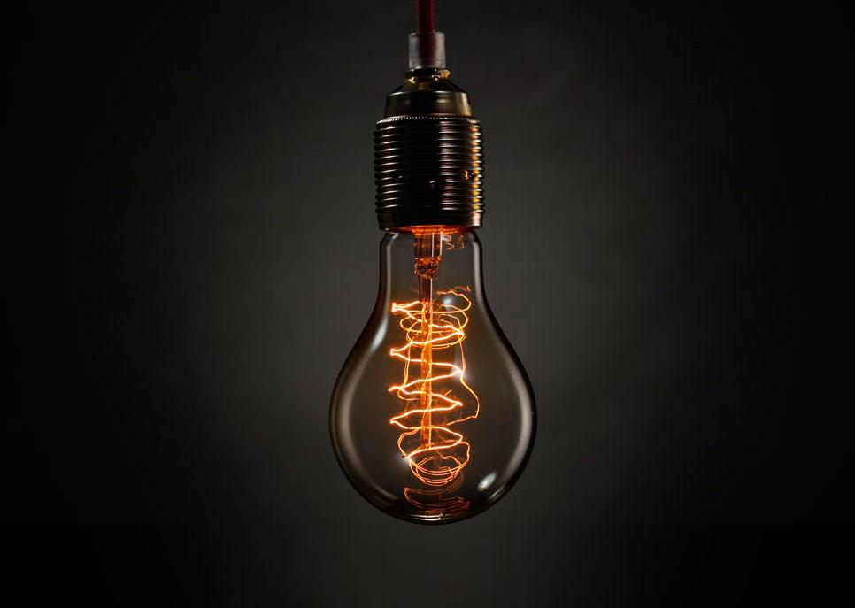 Żarówki dekoracyjne Edison