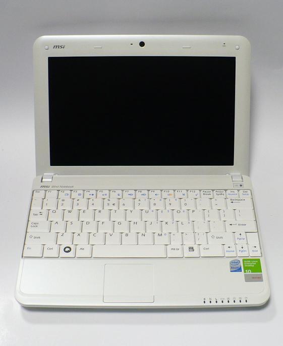 Laptop BIAŁY