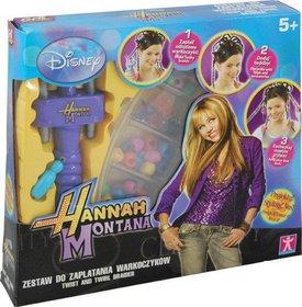 Hannah Montana - Przyrząd do zaplatania warkoczyków