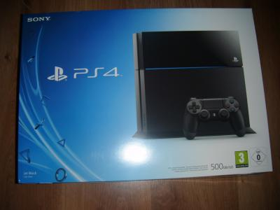 Konsola PS4 Playstation nowa