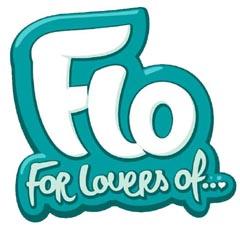 Gadżety z Flo