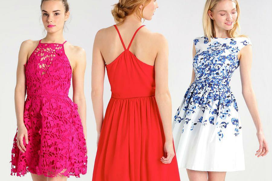 Wybór sukienki na lato