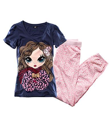 piżamka H&M