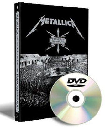 Metallica Francais Pour Une Nuit