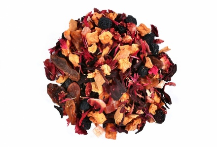 Herbata owocowa - wiśnia