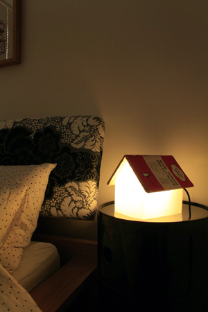 Lampka nocna Book Rest