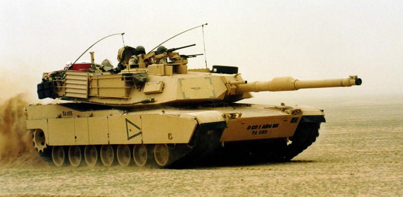 M1A2 Arams