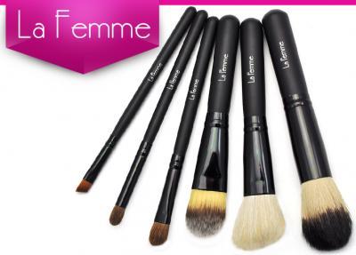 6 szt.W ZESTAWIE PĘDZLE DO MAKIJAŻU marki La Femme