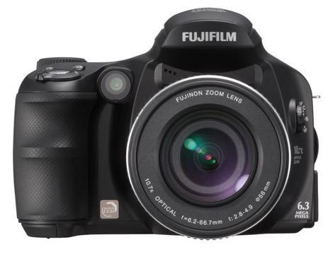 Aparat Fuji FinePix S6500