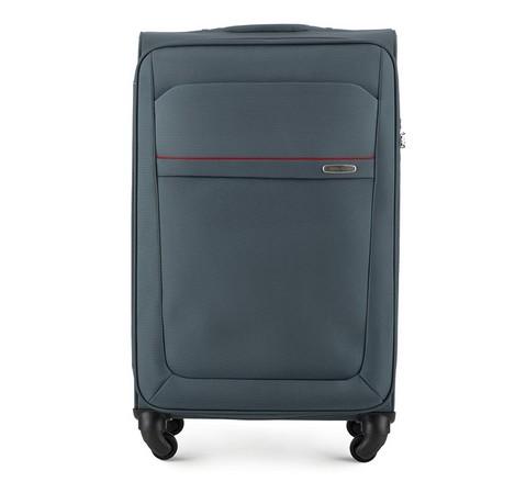Elegancka walizka podózna