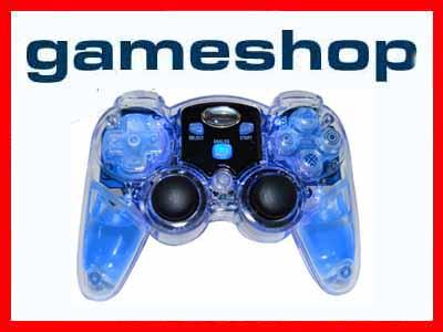BEZPRZEWODOWY PAD LIQUID PS3/PC