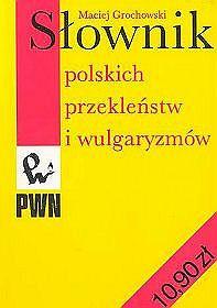 Słownik przekleństw i wulgaryzmów