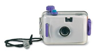Wodoszczelny aparat fotograficzny