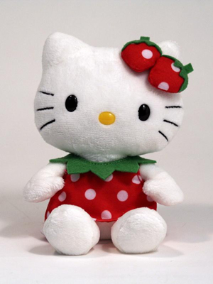 Maskotka - Hello Kitty