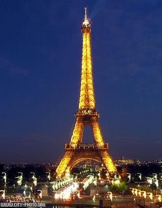 wyjechać do Paryża