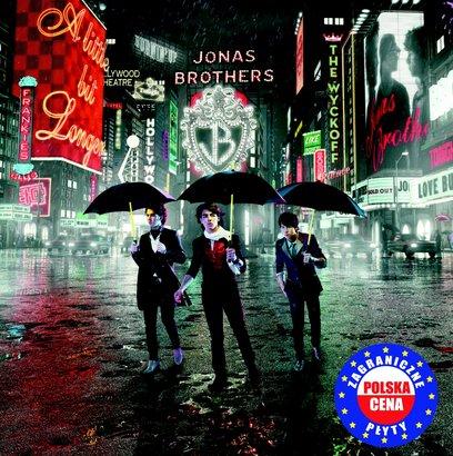 Płyta Jonas Brothers - A Little Bit Longer ;D