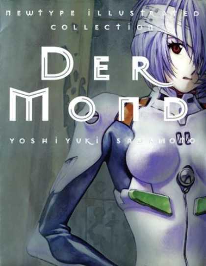 Artbook Yoshiyuki Sadamoto Der Mond