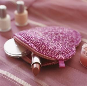 Kosmetyczka na kosmetyki do makijażu