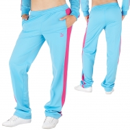 Puma Heroes T7 track pants ethereal blue