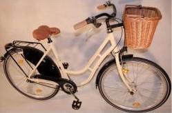 Rower DAMKA.