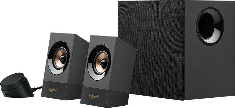 Głośniki przewodowe do komputera 2.1