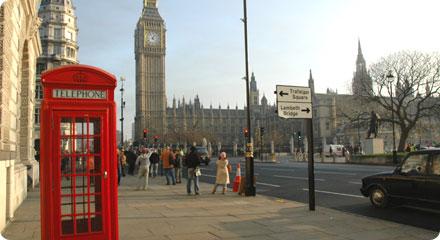 Odwiedzić Londyn