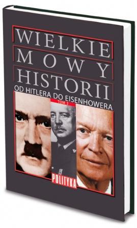 Książka Wielkie Mowy Historii - TOM 3