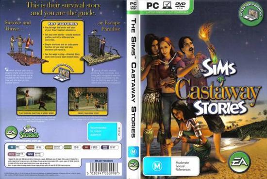 The sims 2 historie z bezludnej wyspy